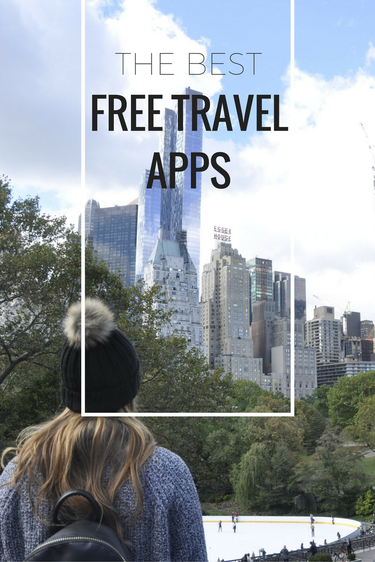 The best free travel apps by Real World Runaway