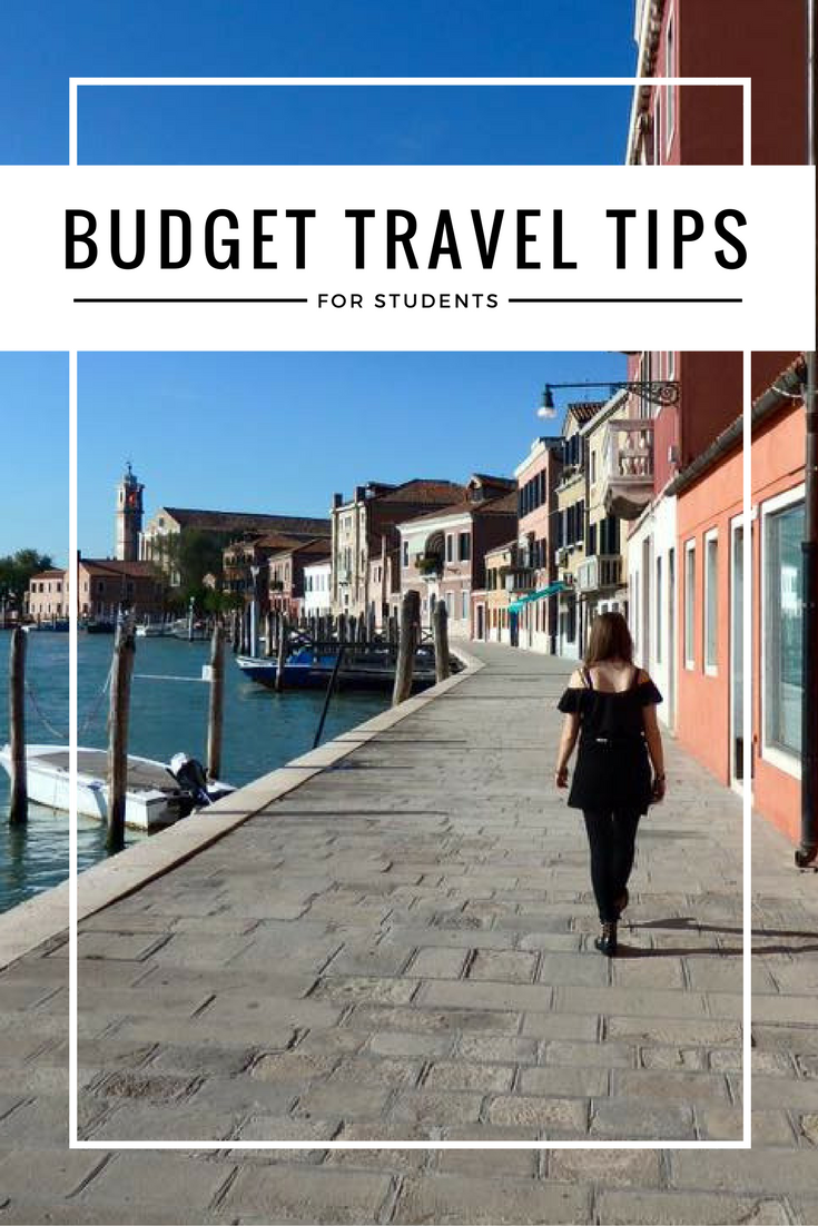 budget travel tips for students by Real Wold Runaway