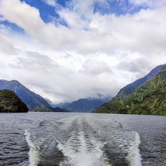 Doubtful Sound by Real World Runaway